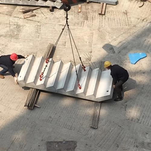 楼承板工地