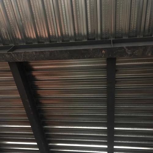 闭口楼承板工地案例