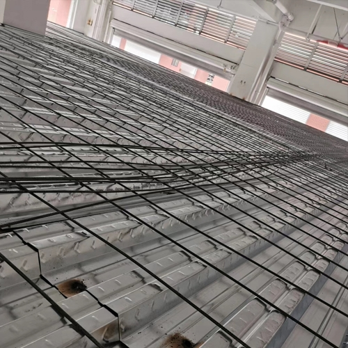 楼承板工地案例